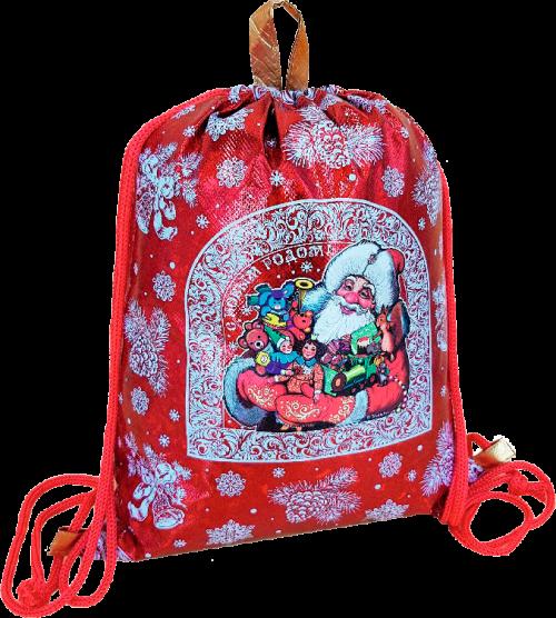 Рюкзачок<br>Деда Мороза
